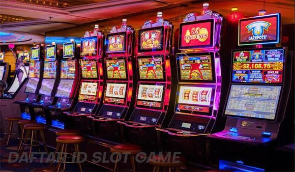 Daftar ID Slot Game